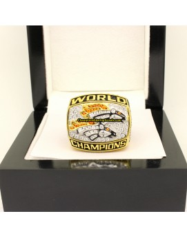 Denver Broncos 1998 NFL Super Bowl Football Championship Ring