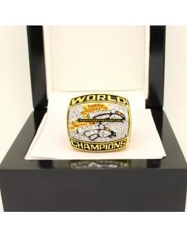 Denver Broncos 1998 Super Bowl Football Championship Ring