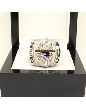 2003 New England Patriots NFL Super Bowl XXXVIII Football Championship Ring