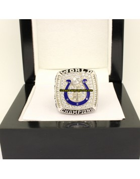 Indianapolis Colts 2006 NFL Super Bowl Football Championship Ring