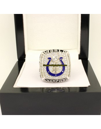 Indianapolis Colts 2006 Super Bowl Football Championship Ring