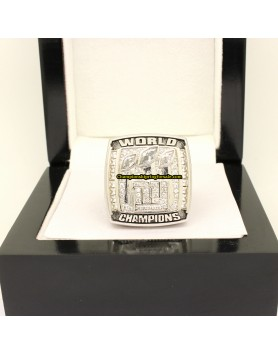 New York Giants 2007 Super Bowl Football Championship Ring