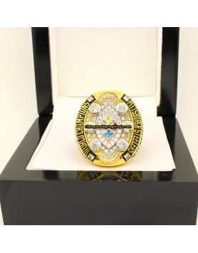 Pittsburgh Steelers 2008 NFL Super Bowl Football Championship Ring
