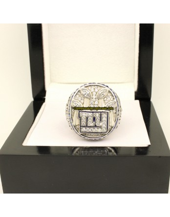 New York Giants 2011 Super Bowl XLVI Football Championship Ring