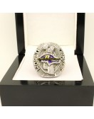 Baltimore Ravens 2012 Super Bowl Football Championship Ring