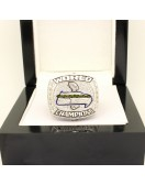 Seattle Seahawks 2013 Super Bowl Football Championship Ring