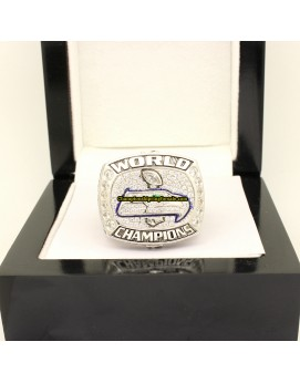 Seattle Seahawks 2013 NFL Super Bowl Football Championship Ring