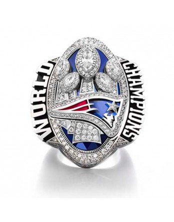 New England Patriots 2016 NFL Super Bowl Football Championship Ring