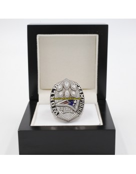 2018 New England Patriots Super Bowl Football Championship Ring