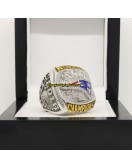 New England Patriots 2016 NFL Super Bowl Football Championship Ring