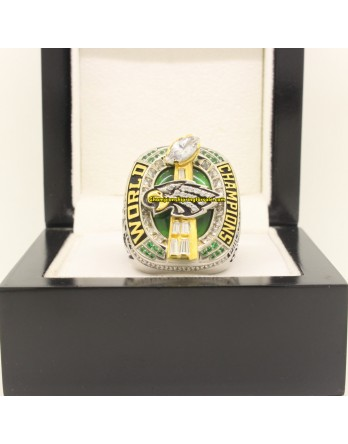 2017 Philadelphia Eagles NFL Super Bowl Football  Fans Championship Ring