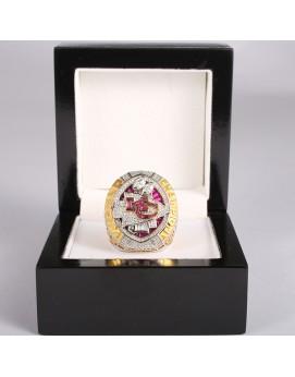 Kansas City Chiefs 2019 Super Bowl Football Gemstone Championship Ring