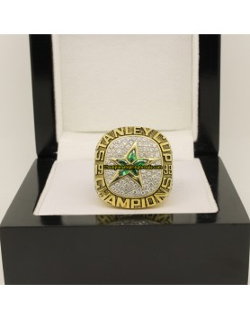 1999 Dallas Stars NHL Stanley Cup Ice Hockey Championship Ring