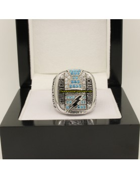 2004 Tampa Bay Lightning NHL Stanley Cup Ice Hockey Championship Ring