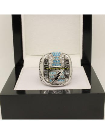 2004 Tampa Bay Lightning Stanley Cup Ice Hockey Championship Ring