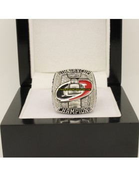 2006 Carolina Hurricanes Stanley Cup Ice Hockey Championship Ring