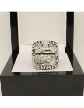 2008 Detroit Red Wings Stanley Cup Ice Hockey Championship Ring