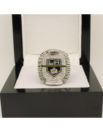 2012 Los Angeles Kings Stanley Cup Ice Hockey Championship Ring