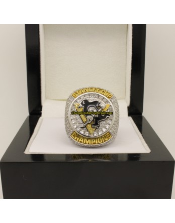 2016 Pittsburgh Penguins NHL Stanley Cup Ice Hockey Championship Ring