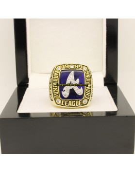 Atlanta Braves 1999 NL National League Baseball Championship Ring