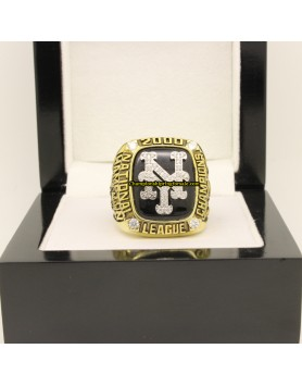 New York Mets 2000 NL National League Baseball Championship Ring