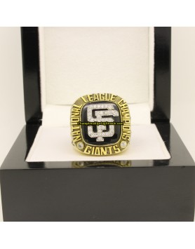 San Francisco Giants 2002 NL National League Baseball Championship Ring