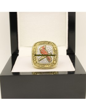 St. Louis Cardinals 2004 NL National League Baseball Championship Ring