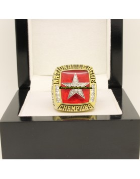 2005 Houston Astros NL National League Baseball Championship Ring