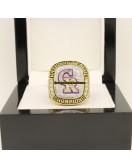 Colorado Rockies 2007 NL National League Baseball Championship Ring