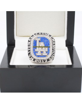 2017 Los Angeles Dodgers NL Baseball Championship Ring
