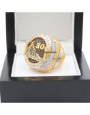 Golden State Warriors 2018 Basketball World Championship Ring